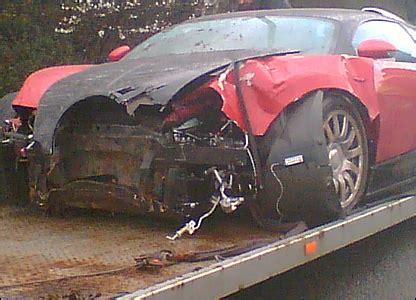 worst bugatti crashes bbc news in pictures in pictures bugatti veyron crash