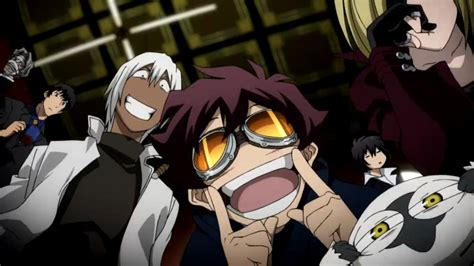 blood blockade battlefront the best anime of 2015 just another