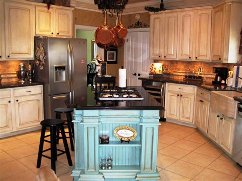rustic country kitchen home design