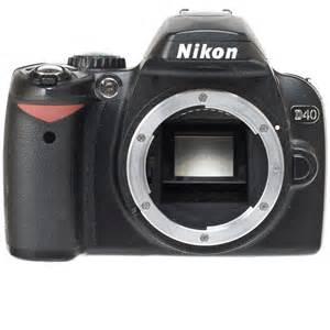 nikon d40 digital slr used nikon d40 slr digital b h photo