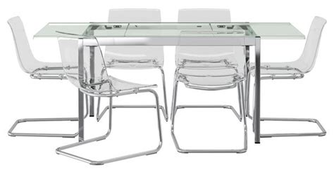 Glass Conference Table Ikea Glivarp Tobias Table And 6 Chairs Ikea New House Ideas Pinterest Tobias Glass Table Top
