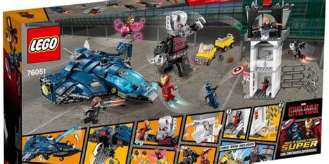 Lego City Theater Decool is lego trolling us with its captain america civil war