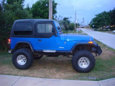 1990 Jeep Wrangler Accessories 1990 Jeep Wrangler 6 000 Or Best Offer 100101664