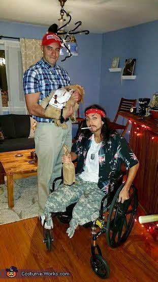lieutenant   forest gump costume