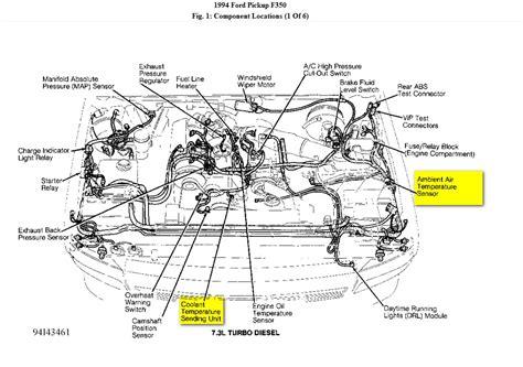 toyota camry  sensor location toyota wiring diagram images