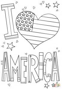 i america coloring page free printable coloring pages