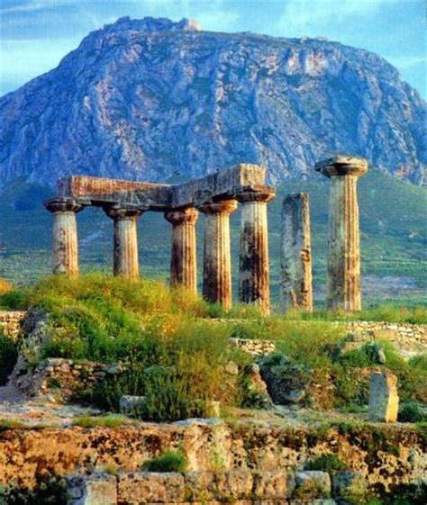 ancient corinth wikipedia file temple of apollo ancient corinth jpg wikimedia commons