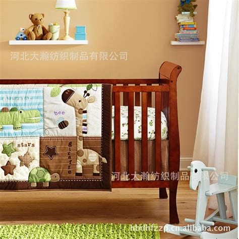 Cheap Baby Boy Bedding Sets For Crib Discount 6pcs Baby Bedding Set Cot Boy Crib Bedding Sets Cot Crib Bedding Set Include Bumper