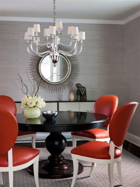 15 dining room decorating ideas hgtv 15 ways to dress up your dining room walls hgtv s