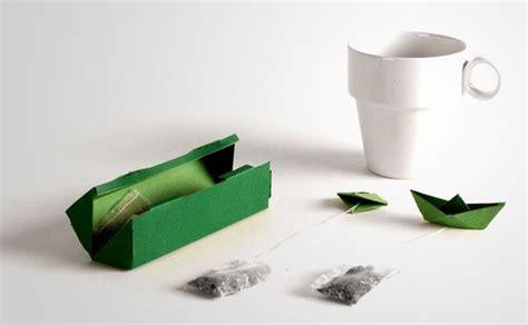 Origami Tea Bags - origami tea packaging packaging