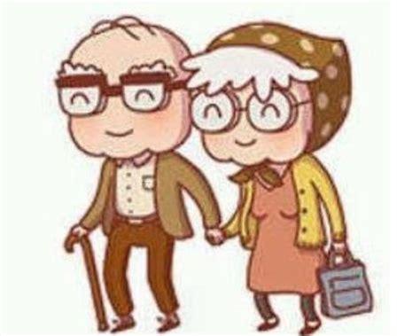 imagenes de amor de viejitos animados imagenes de viejito y viejita pictures to pin on pinterest