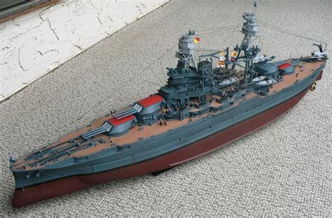 Taniya Nevada the great canadian model builders web page uss arizona