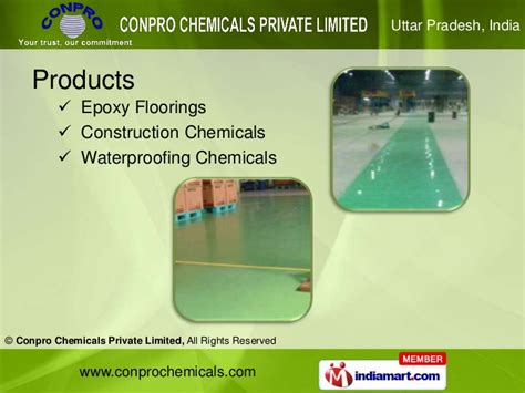 Conpro Chemicals Private Limited Uttar Pradesh India