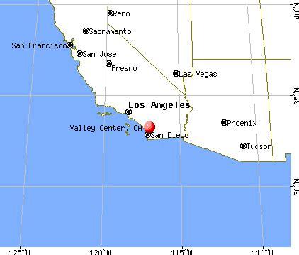 valley center california ca 92082 profile population