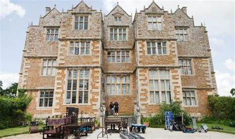chastleton house the national trust featured in the bbc s wolf hall garden life style express co uk