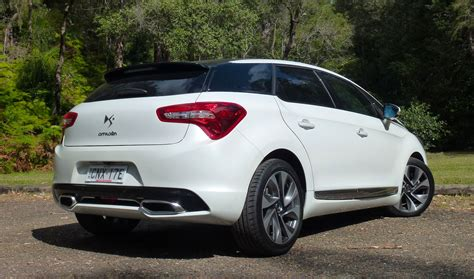 Citroen Ds5 Review by Citroen Ds5 Review Photos Caradvice