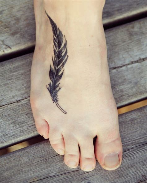 feather ankle tattoo 80 feather tattoos on ankle