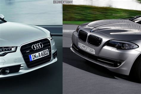new 2012 audi a6 vs 2011 bmw 5 series archive auto
