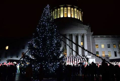 joyful night kicks off wv holiday season west virginia