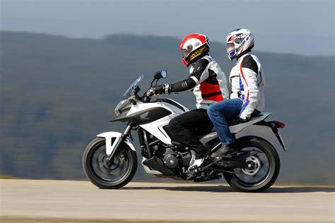 48 Ps Motorrad Test by 48 Ps Motorr 228 Der Bmw G 650 Gs Und Honda Nc 750 X Im Test