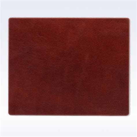 Office Desk Mat Leather Office Desk Mat Leather Dacp3412 Dacasso Desk Mat Chocolate Brown Leather Office Supply Hut