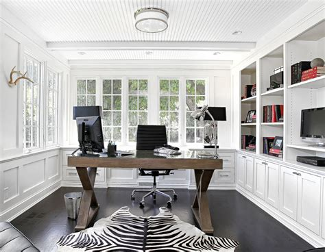 white home office 21 feminine home office designs decorating ideas