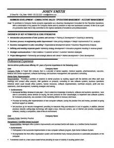 Resume Sles Doc Dental Sales Representative Resume Template Premium Resume Sles Exle
