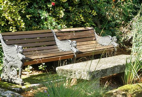 pine garden bench bench mark mcnee