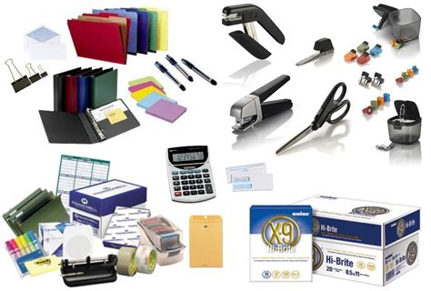 Used Office Supplies by Fournitures De Bureau