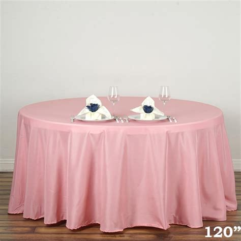 Round Table Linens For Sale - 120 quot round polyester tablecloth wedding table linens decoration supplies ebay