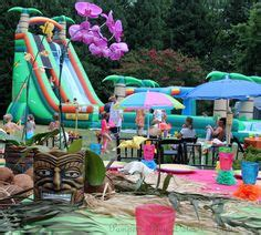 hawaiian themed backyard 1000 images about luau birthday on pinterest luau party