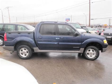 2002 Ford Explorer Sport Trac by 2002 Ford Explorer Sport Trac Convenience