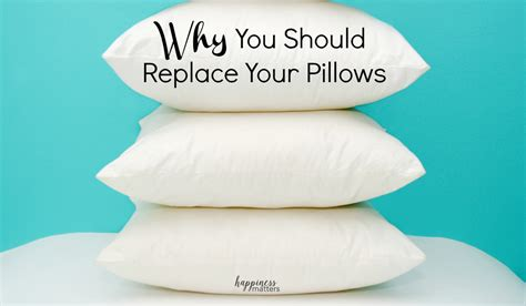 Should You Wash Your Pillows by Why You Should Replace Your Pillows Happiness Matters