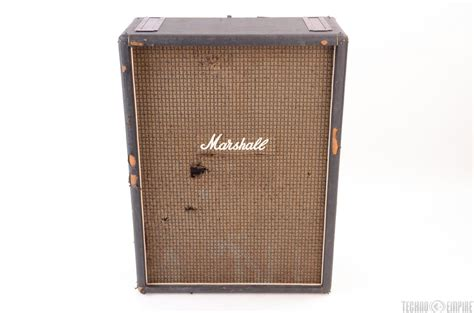 old peavey 4x12 cabinet vintage marshall 2069 tall 4x12 quot guitar speaker cab w