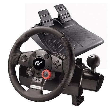 volante logitech pc logitech driving gt pc ps3 ps2 pccomponentes