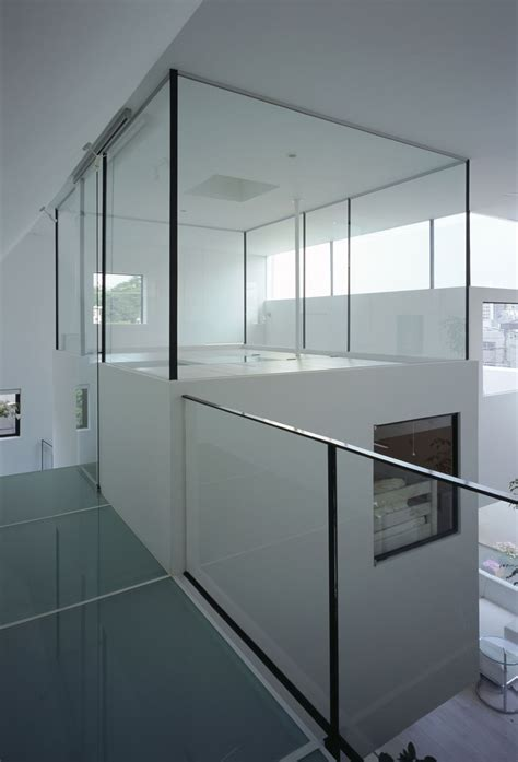 interior glass walls for homes the house that parks a lamborghini in the living