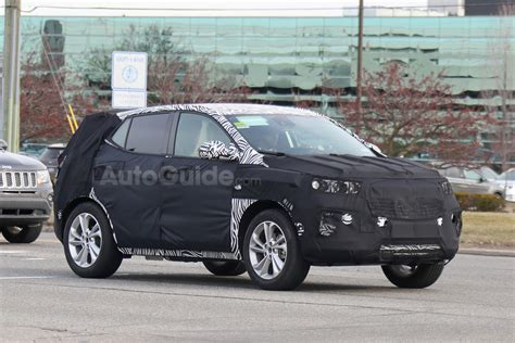 Buick New 2020 by 2020 Buick Encore Breaks Cover While Testing In Detroit