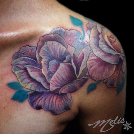 blue rose tattoo denver the map fusco tattoos page 2