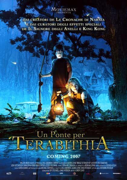 film fantasy imperdibili un ponte per terabithia 2007 mymovies it