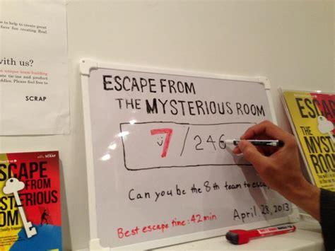 real escape room sf tourist trapped real escape room san francisco culture