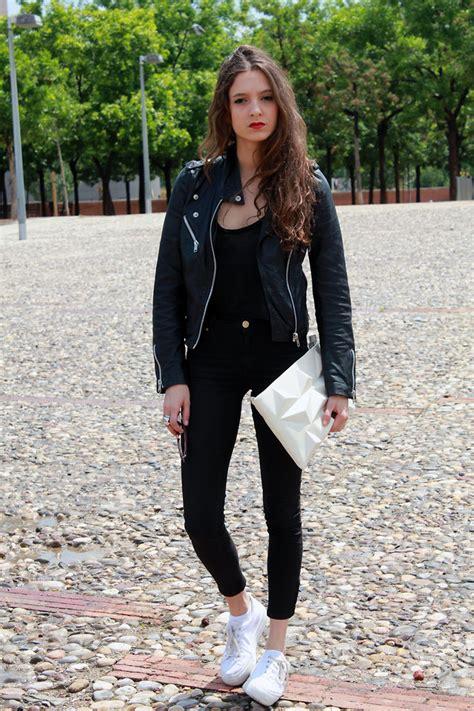 superga fiorate marta lanvin lipstick zara jacket zara