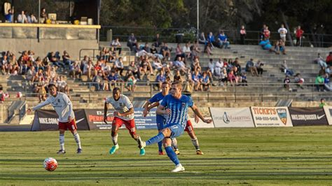usl stadium regulations oc blues limited time to