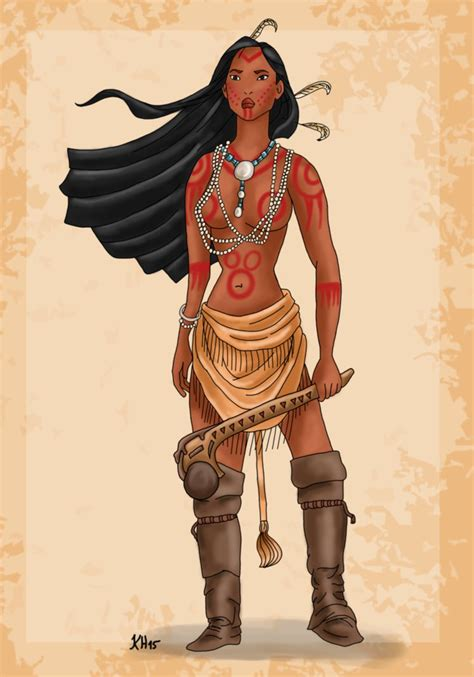 historical disney warrior princess pocahontas by