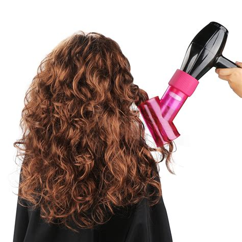 Drying Curly Hair Without A Diffuser segbeauty wind spin hair dryer diffuser for curly wavy