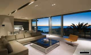 sea view living room house with stunning views in cape town south africa