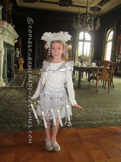 Coolest Handmade Costumes - cool diy costume idea my bright the chandelier