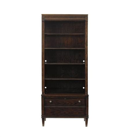 stanley furniture avalon heights boulevard bookcase in