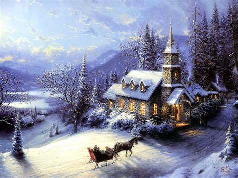 Sam Moon Home Decor Online by Thomas Kinkade Paintings
