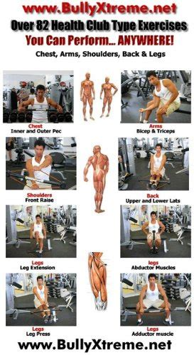 Chest Expander Workout Routine Pdf Eoua Blog