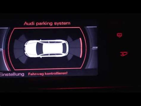 accident recorder 1985 audi 5000s parking system audi parking system plus youtube